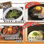满腹的各种面食·米饭